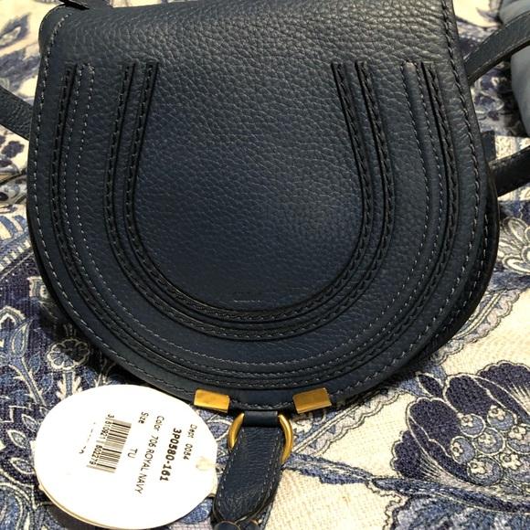 312f72ff558 Chloe Bags | Marcie Small Leather Crossbody Baglike New | Poshmark